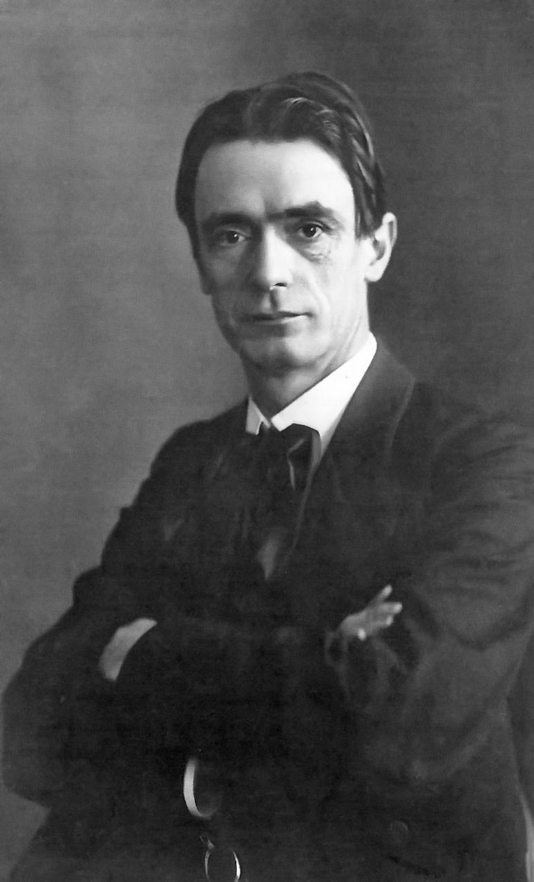 Rudolf Steiner nel 1905